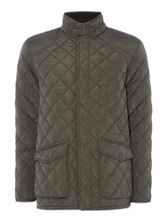 Howick The Pembroke Quilted Jacket Evergreen