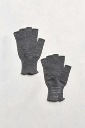 Urban Outfitters Fingerless Glove Charcoal
