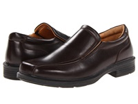 Deer Stags Greenpoint Dark Brown Men's Slip On Shoes