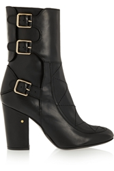 Laurence Dacade Merli Buckled Leather Boots