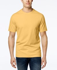 Club Room Men's Paxton Crew Neck T Shirt Only At Macy's Magnolia
