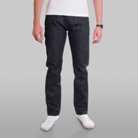 Unbranded Jeans Ub204 Black Tapered Buy Mens Designer Jeans At Denim Geek Online