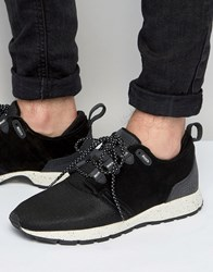 Element Mitake Trainers Black