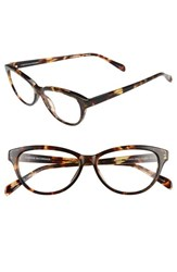 Women's Corinne Mccormack 'Marge' 52Mm Reading Glasses Brown