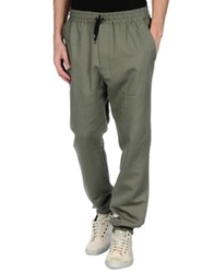 Billtornade Casual Pants Military Green
