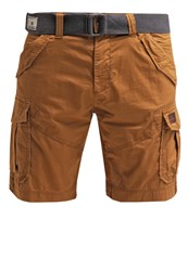 Redskins Lukas Shorts Camel