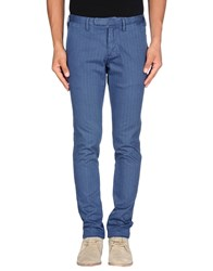 Cochrane Trousers Casual Trousers Men Slate Blue