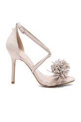 Sam Edelman Aisha Heel Light Gray