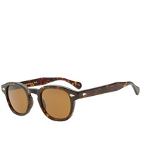 Moscot Lemtosh 46 Sunglasses Brown