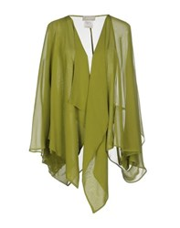 Alysi Knitwear Cardigans Women Green