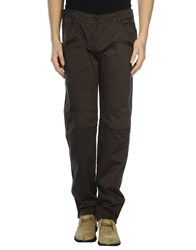 Timberland Trousers Casual Trousers Men Dark Brown
