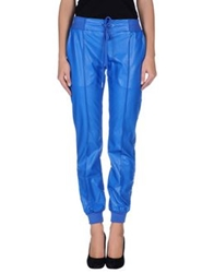 Emma Cook Casual Pants Bright Blue
