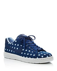Nike Tennis Classic Ultra Polka Dot Lace Up Sneakers Coastal Blue