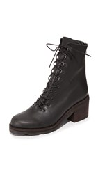 Ld Tuttle The Below Combat Boots Black