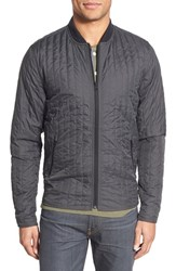 Men's Jeremiah 'Otis' Quilted Bomber Phantom