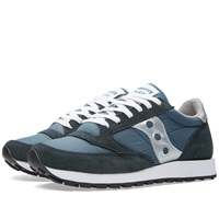 Saucony Jazz Original Navy And Silver