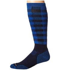 Smartwool Phd Slopestyle Light Ifrane Navy Men's Knee High Socks Shoes
