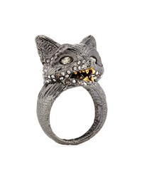 Alexis Bittar Fox Cocktail Ring