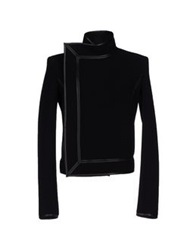 Gareth Pugh Jackets Black