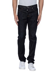 Karl By Karl Lagerfeld Denim Denim Trousers Men Black