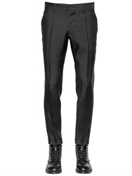 Dsquared 16.5Cm Tokyo Wool And Silk Gabardine Pants