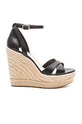 Bcbgeneration Holly Wedge Black