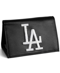 Rico Industries Los Angeles Dodgers Trifold Wallet Black