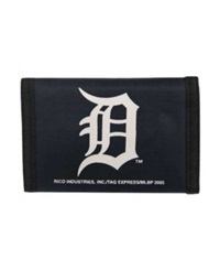 Rico Industries Detroit Tigers Nylon Wallet Team Color