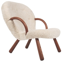 Very Rare Easy Chair By Martin Olsen At 1Stdibs