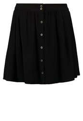 Teddy Smith Janis Mini Skirt Noir Black