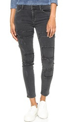 Siwy Ladonna High Waisted Skinny Crop Jeans Chilly