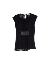 Axara Paris Tops Black