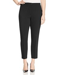Marina Rinaldi Radio Slim Ankle Pants Black