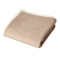 Oyuna Arte Throw Taupe With Beige