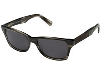 Shwood Canby Fifty Fifty Pearl Grey Elm Burl Grey Sport Sunglasses Gray