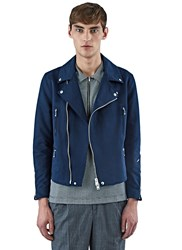 Yang Li Technical Perfecto Jacket Navy