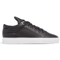 Filling Pieces Black Mountain Cut Kobe Low Top Sneakers