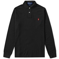 Polo Ralph Lauren Long Sleeve Slim Fit Black
