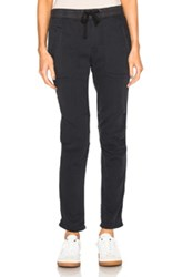 James Perse Super Soft Twill Pants In Gray