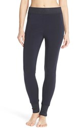 Women's Midnight By Carole Hochman Jersey Lounge Leggings