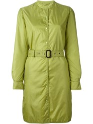 Aspesi 'Neole' Raincoat Green