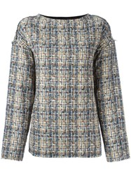 Iro Tweed Sweatshirt Multicolour