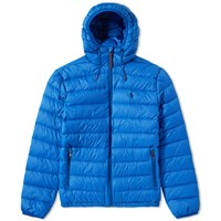 Polo Ralph Lauren Lightweight Down Jacket Blue