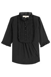 Vanessa Bruno Cotton Blouse Black