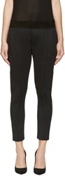 Dsquared Black Jersey Anniversary Lounge Pants