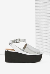 Nasty Gal Beat Goes On Flatform