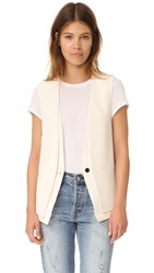 Club Monaco Sidra Vest Feather