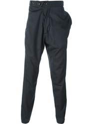Vivienne Westwood Man Tapered Trousers Grey