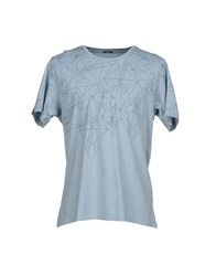 Denham Jeans Denham Topwear T Shirts Men Military Green