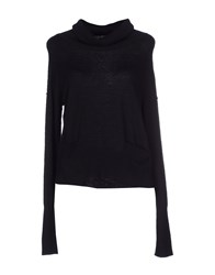 Tru Trussardi Knitwear Turtlenecks Women Black